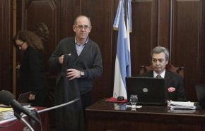 El comisario Jorge Tobar