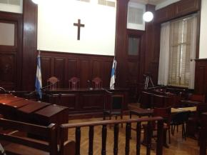 Acá se dará a conocer la sentencia de los 13 imputados